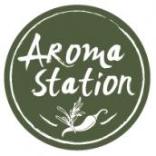 Logo Aroma Station