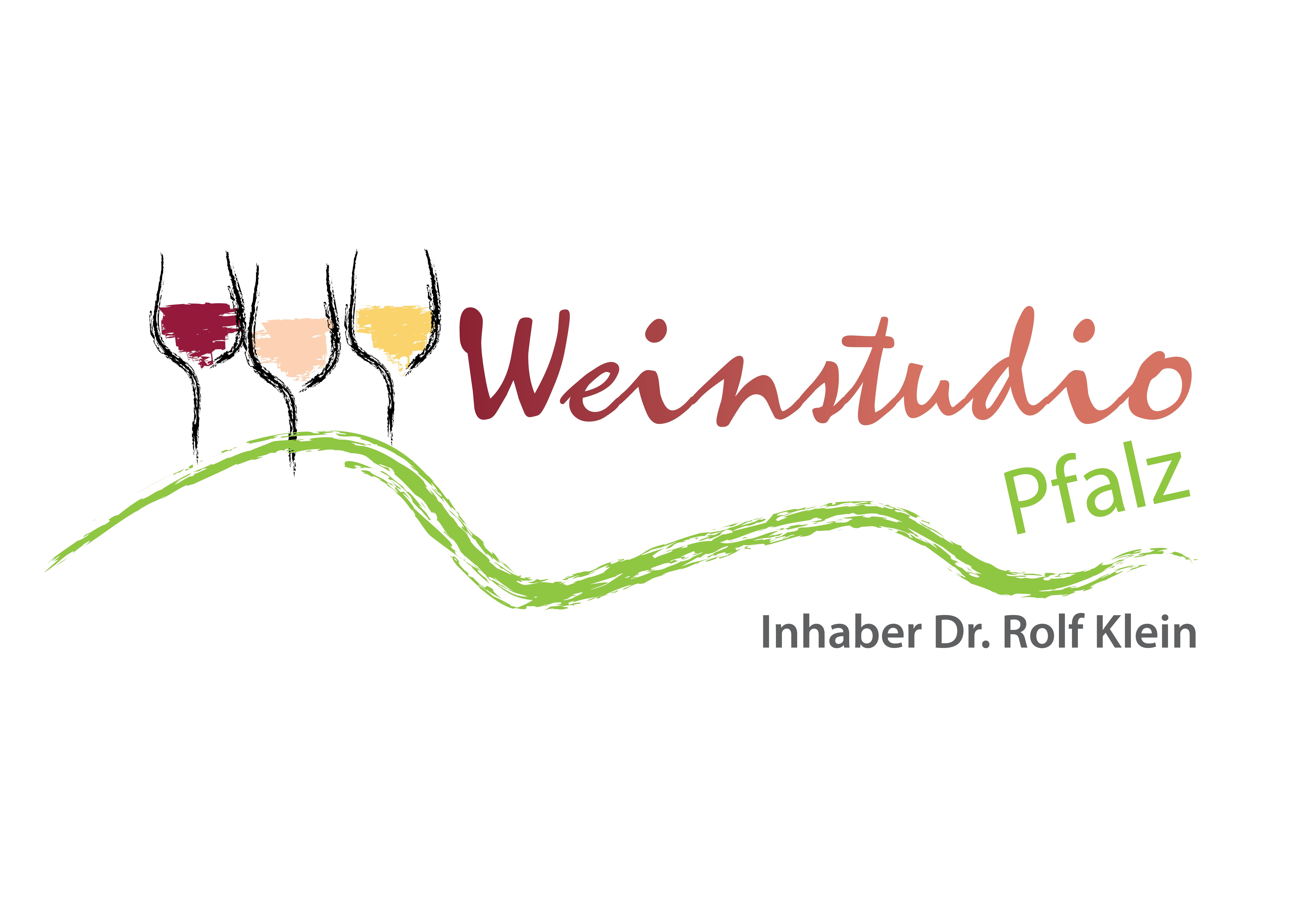 Logo Weinstudio Pfalz Inh. Dr. Rolf Klein
