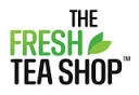 Logo the FRESH TEA SHOP